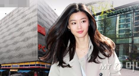 Khoi bat dong san hon 30 trieu USD cua Jeon Ji Hyun hinh anh