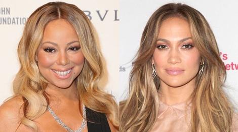 Mariah Carey van phot lo Jennifer Lopez hinh anh