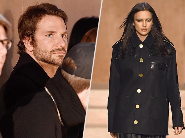 Bradley Cooper lan dau dua Irina Shayk du su kien hinh anh 2