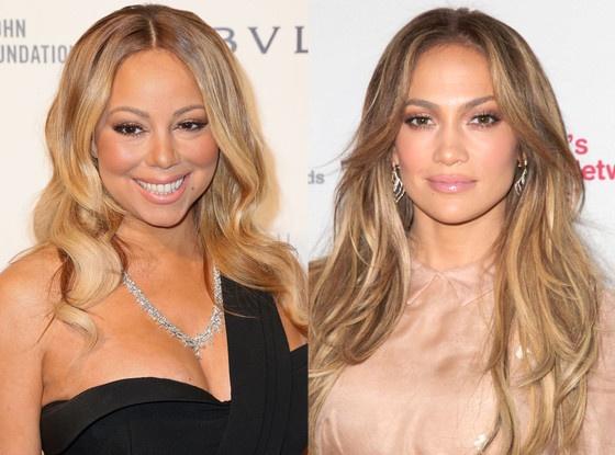 Mariah Carey van phot lo Jennifer Lopez hinh anh 2