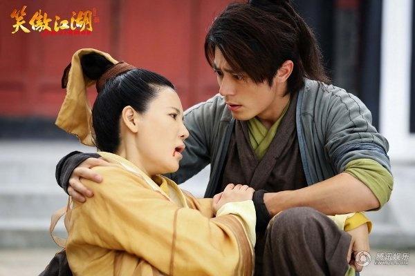 Nhung cau thoai lang man nhu ngon tinh trong phim Kim Dung hinh anh 6