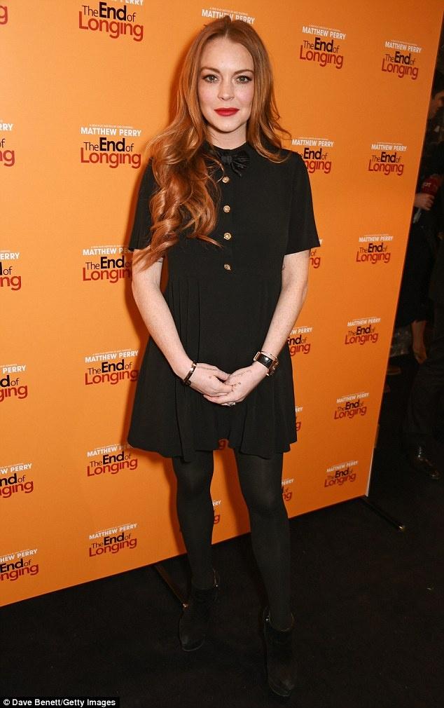 Lindsay Lohan hen ho thieu gia nguoi Nga hinh anh 3