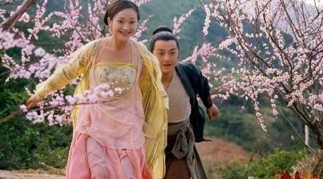 Nhung cau thoai lang man nhu ngon tinh trong phim Kim Dung hinh anh