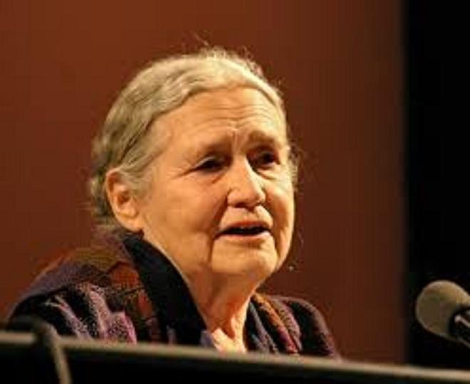 Doris Lessing - Ngoi but nu quyen sac sao hinh anh
