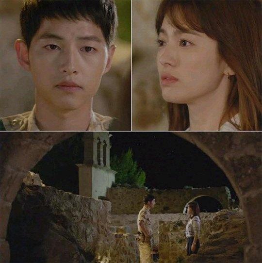 Song Hye Kyo nuoi tiec vi tu choi Song Joong Ki hinh anh 1