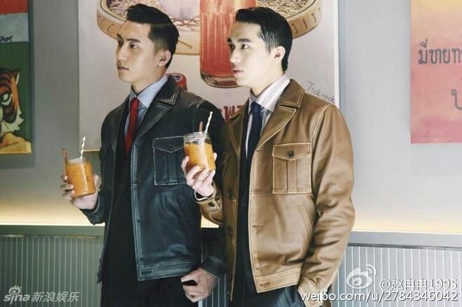 Cap sao phim 'Thuong an' lich lam tren tap chi hinh anh 1