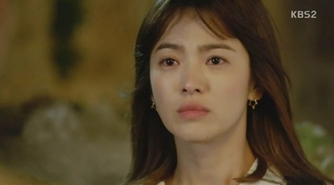Song Hye Kyo nuoi tiec vi tu choi Song Joong Ki hinh anh