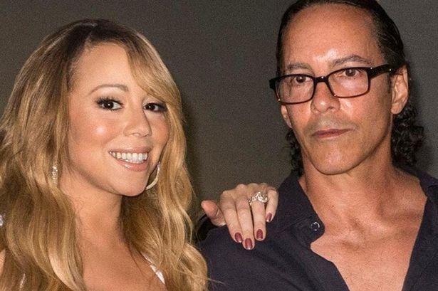 Anh trai to Mariah Carey bo roi gia dinh luc hoan nan hinh anh 1