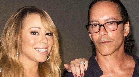 Anh trai to Mariah Carey bo roi gia dinh luc hoan nan hinh anh