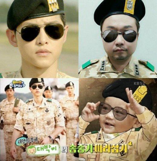 Show Han tran ngap con sot Song Joong Ki hinh anh 3