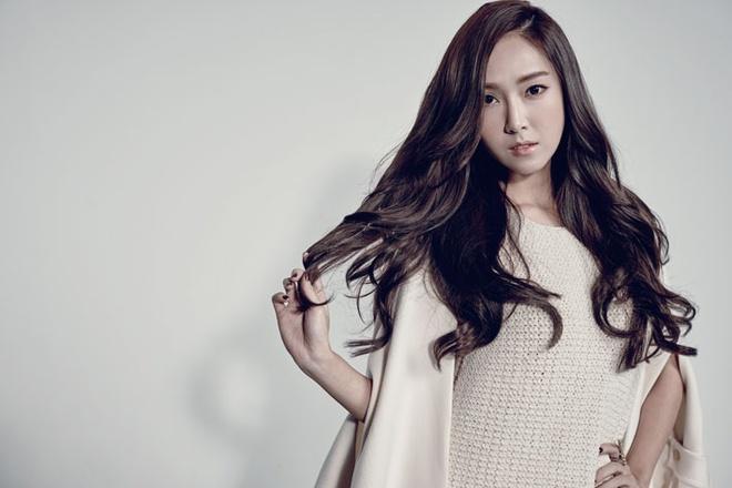 Jessica Jung dong may MV solo hinh anh 1