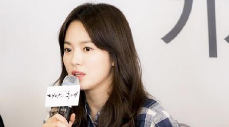 Song Hye Kyo muon dong cap voi ban dien tre hon Joong Ki hinh anh