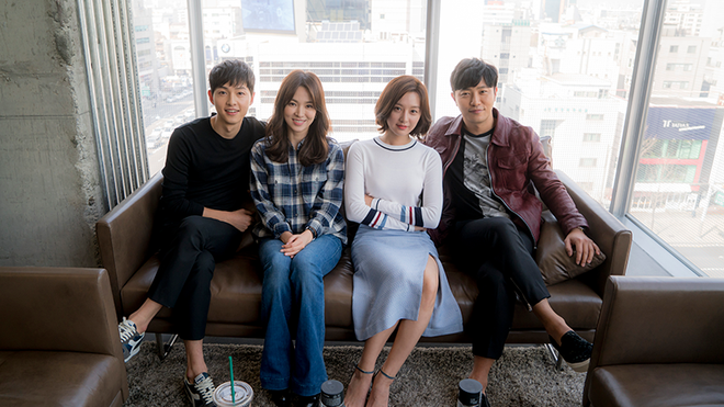 Song Hye Kyo muon dong cap voi ban dien tre hon Joong Ki hinh anh 1