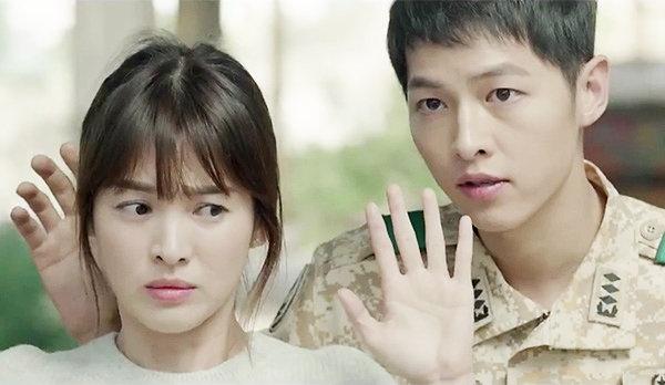 Song Joong Ki len tieng ve tin hen ho Song Hye Kyo hinh anh 2
