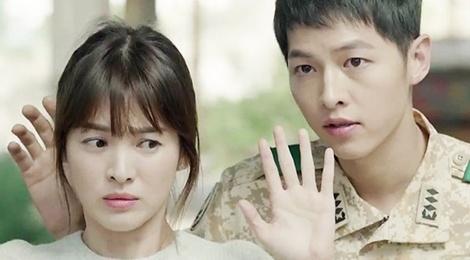 Song Joong Ki len tieng ve tin hen ho Song Hye Kyo hinh anh