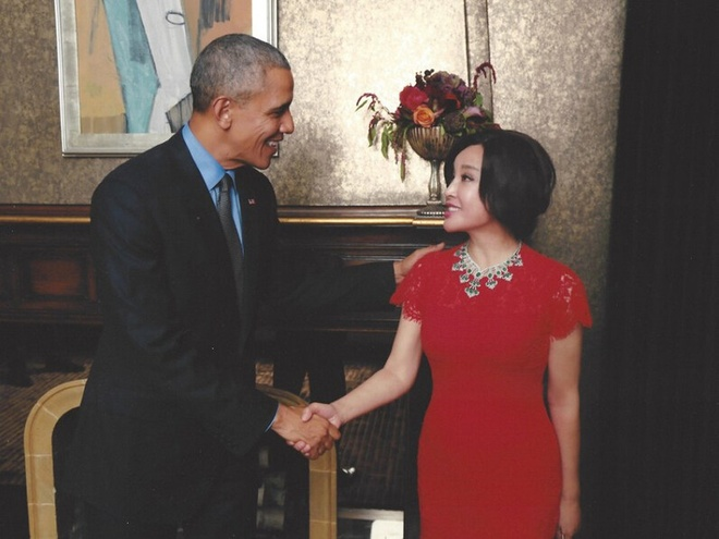 Luu Hieu Khanh thay vinh du khi duoc Barack Obama tiep don hinh anh 2