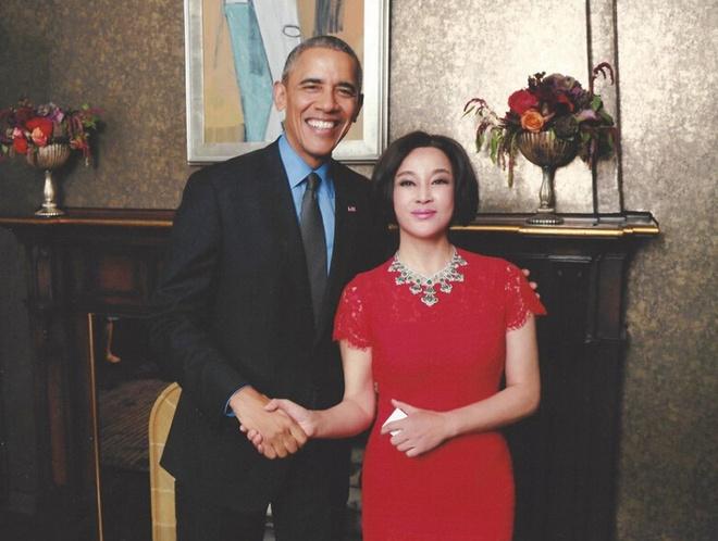 Luu Hieu Khanh thay vinh du khi duoc Barack Obama tiep don hinh anh 1