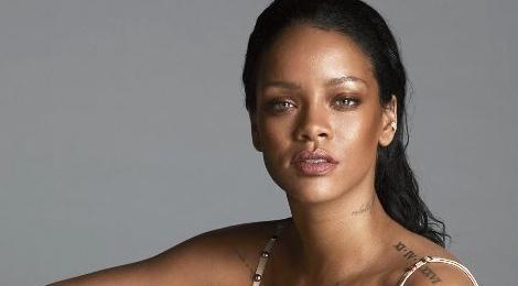 Rihanna phu nhan canh tranh voi Beyonce hinh anh