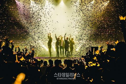 Ke lua dao ve concert cua Big Bang bi bat giu hinh anh 1