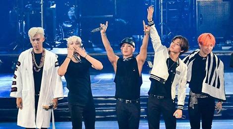 Ke lua dao ve concert cua Big Bang bi bat giu hinh anh