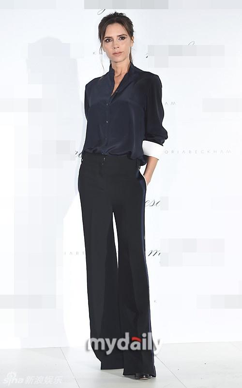 Tiffany (SNSD) bi che lep ve truoc Victoria Beckham hinh anh 2