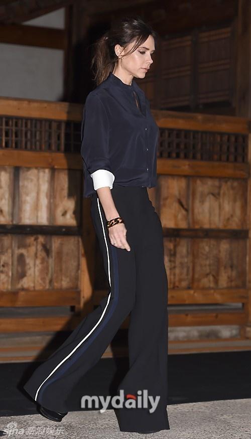 Tiffany (SNSD) bi che lep ve truoc Victoria Beckham hinh anh 1