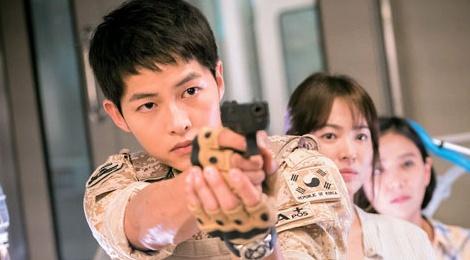Tong thong Han khen phim 'Hau due mat troi' hinh anh