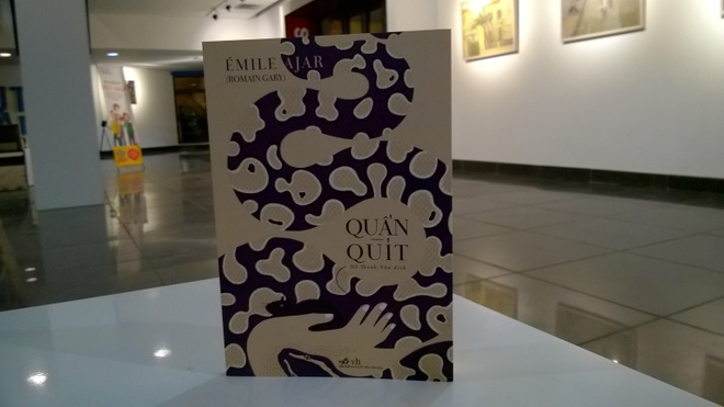 'Quan-Quit' hay am anh ve su co doc cua Romain Gary hinh anh 1