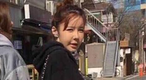 Park Bom (2NE1) xuat hien voi guong mat sung phu hinh anh