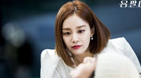 Khan gia kho chiu vi Kim Tae Hee duoc xep ngang Song Hye Kyo hinh anh