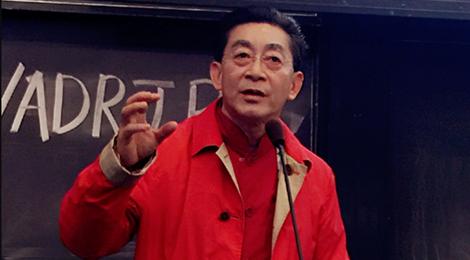 Luc Tieu Linh Dong dien thuyet o Dai hoc Harvard va MIT hinh anh