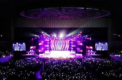 Su co bieu dien cua EXO anh 1