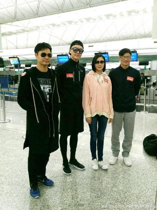 Dan sao TVB sang Viet Nam quay phim hinh anh 1