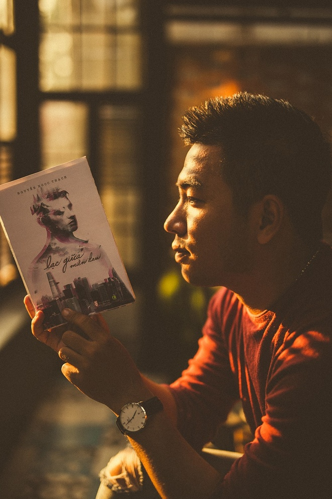 Nguyen Ngoc Thach khoc nhieu khi viet 'Lac giua mien dau' hinh anh 3