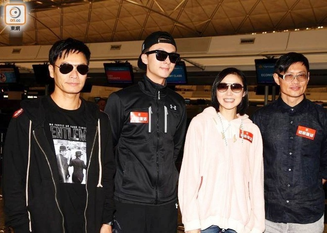 Dan sao TVB sang Viet Nam quay phim hinh anh 3