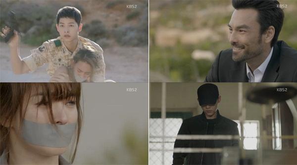 Song Joong Ki coi bo quan phuc de cuu Song Hye Kyo hinh anh 1