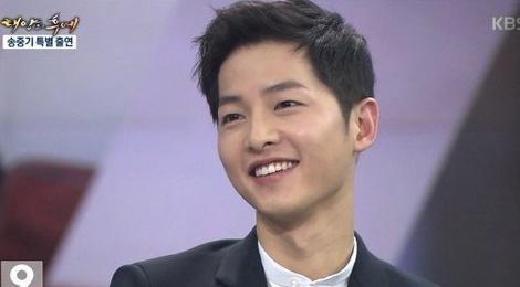 Song Joong Ki giup ban tin Han dat ky luc rating hinh anh