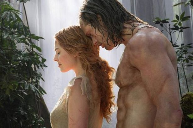 My nhan 'Tarzan' khien ban dien bi thuong khi quay canh nong hinh anh 1