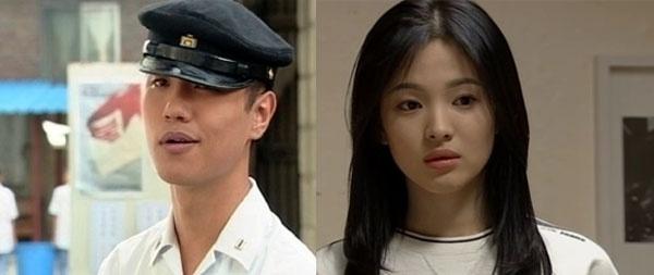 Sao 'Hau due mat troi' noi ve viec tai ngo Song Hye Kyo hinh anh 1
