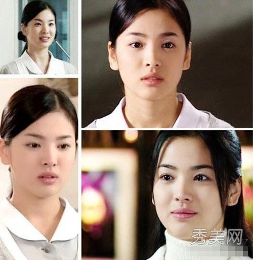 Nhung dau an cua Song Hye Kyo truoc 'Hau due mat troi' hinh anh 4