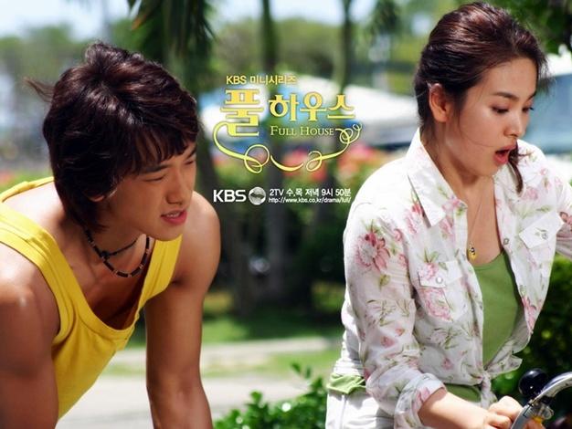 Nhung dau an cua Song Hye Kyo truoc 'Hau due mat troi' hinh anh 7