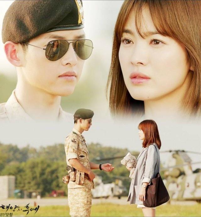 Nhung dau an cua Song Hye Kyo truoc 'Hau due mat troi' hinh anh 12