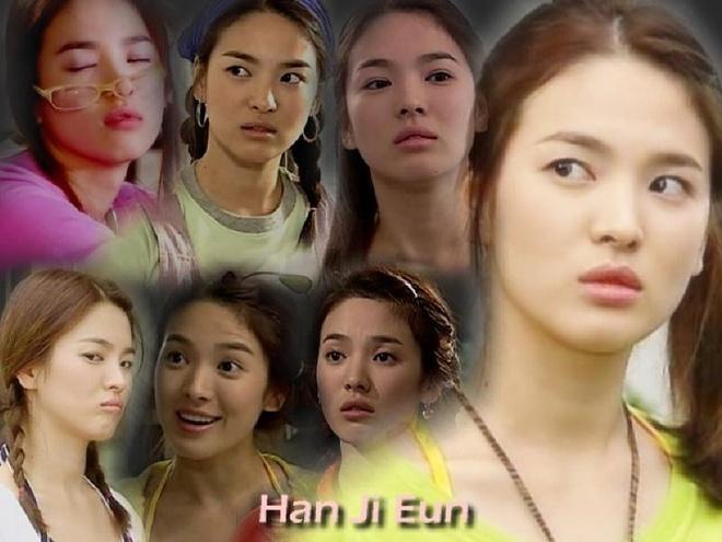 Nhung dau an cua Song Hye Kyo truoc 'Hau due mat troi' hinh anh 8