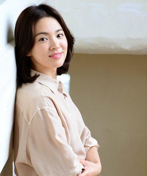 Nhung dau an cua Song Hye Kyo truoc 'Hau due mat troi' hinh anh 1