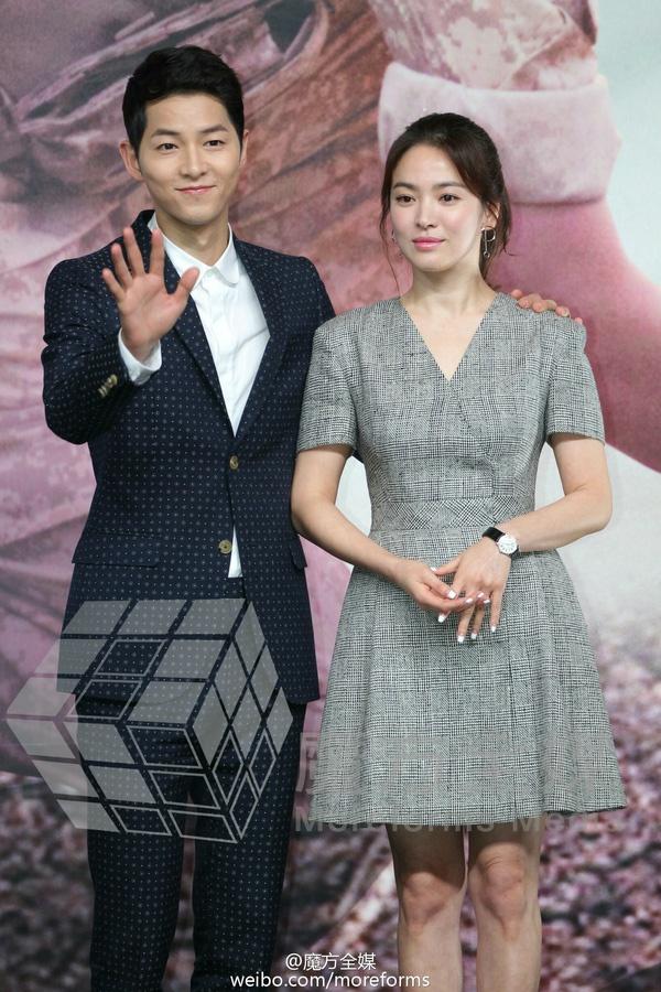 Song Joong Ki duoc yeu thich hon Song Hye Kyo hinh anh 1