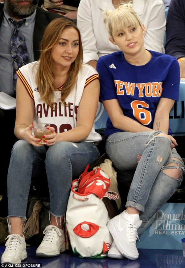 Miley Cyrus song lanh manh nho tai hop Liam hinh anh 2