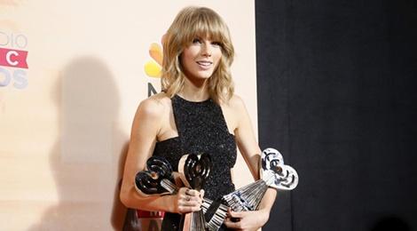 Giai thuong am nhac dat theo ten Taylor Swift hinh anh