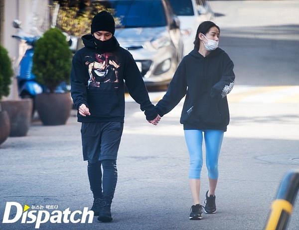 Taeyang (Big Bang) thanh thoi hen ho ban gai hon tuoi hinh anh 2