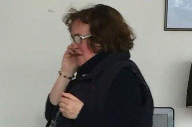 Susan Boyle bat ngo la het o san bay hinh anh 1