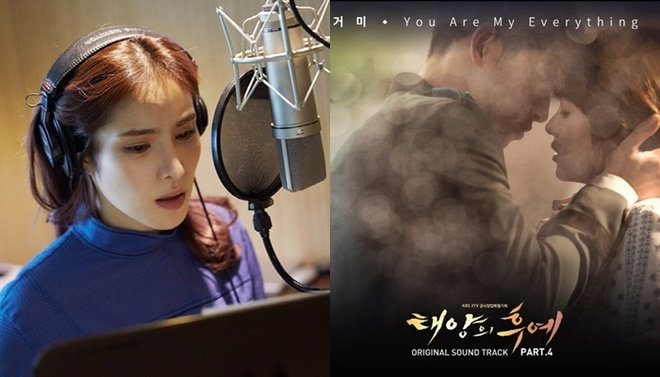 Vpop soi dong cover nhac phim Han sau 'Hau due mat troi' hinh anh 2